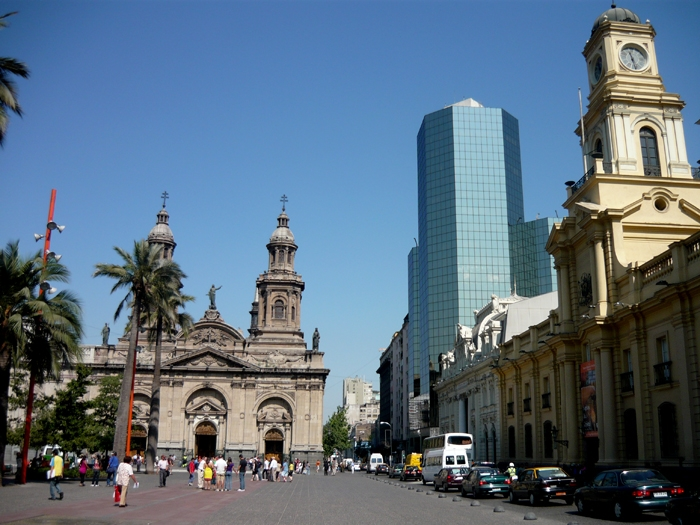 Plaza_Armas_Santiago_Chile by bug planet CC BY 2.0
