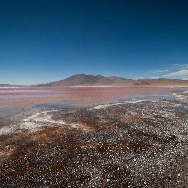 CA La Laguna Colorada un dels deu paisatges ms impressionantshellip