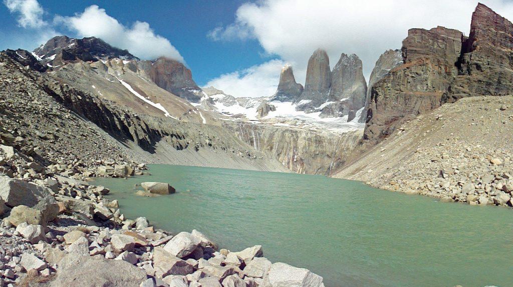 Torres del Paine CC BY-SA 3.0 Felipedd