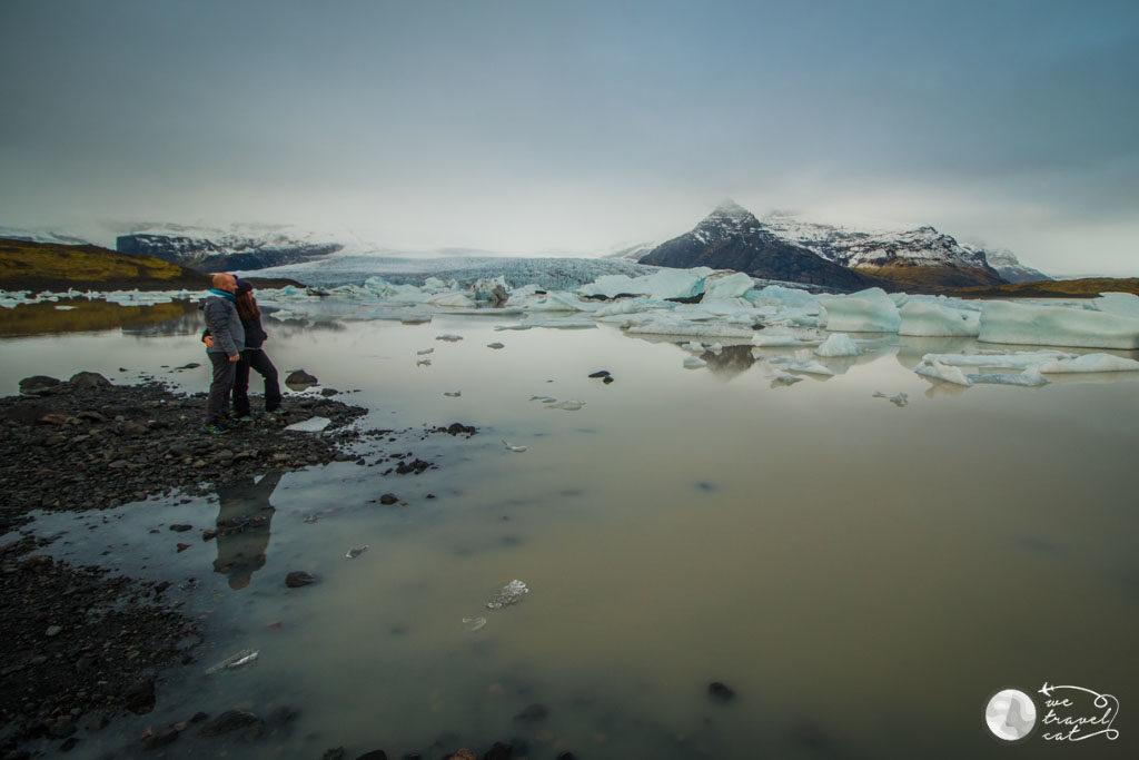 Fjallsárlón, el lloc on veure icebergs a Islàndia