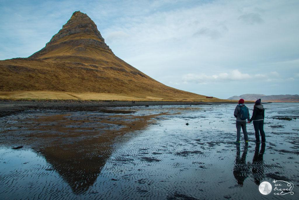 Kirkufell, la muntanya islandesa més fotografiada, no podia faltar a la ruta de 10 dies per Islàndia