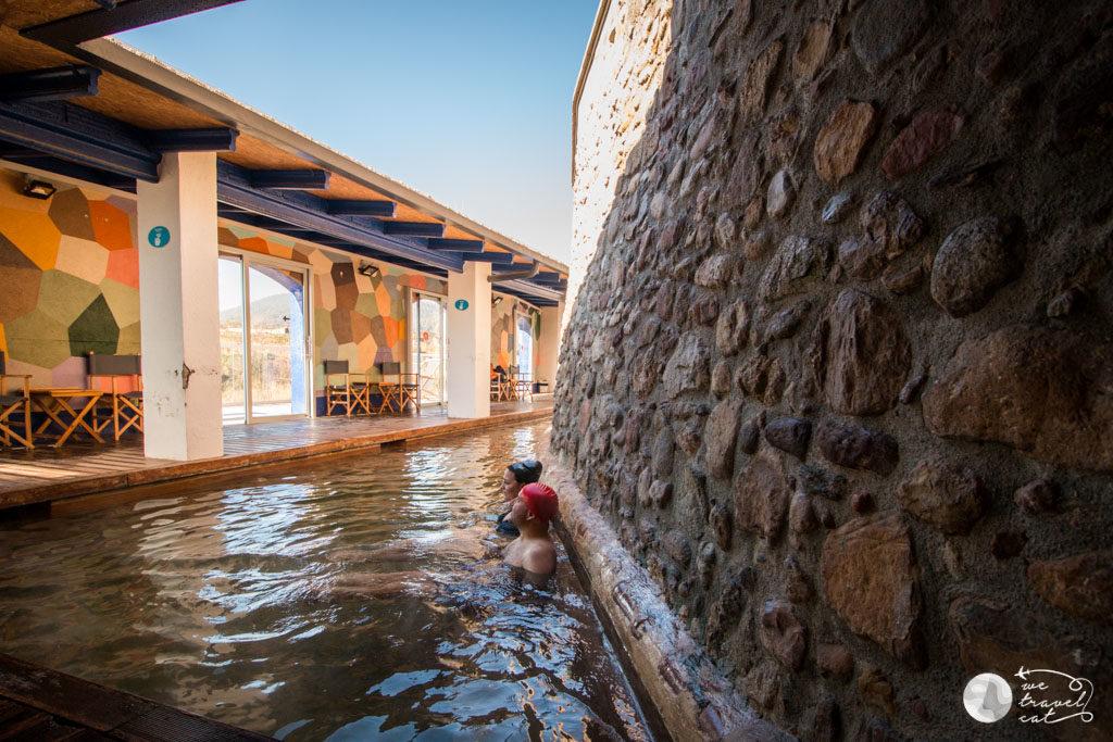 Els Banys Termals El Safareig costen 6 euros