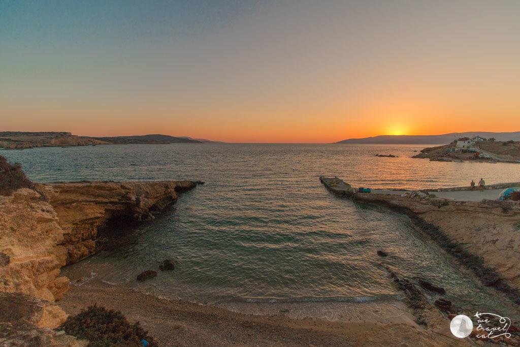 Què fer a Koufonisia: veure la posta de sol - wetravel.cat