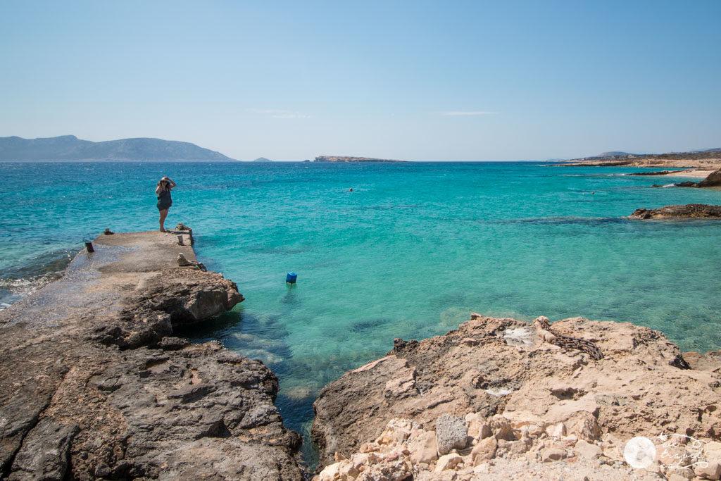 Què fer a Koufonisia, l'illa grega dels mil turqueses - wetravel.cat