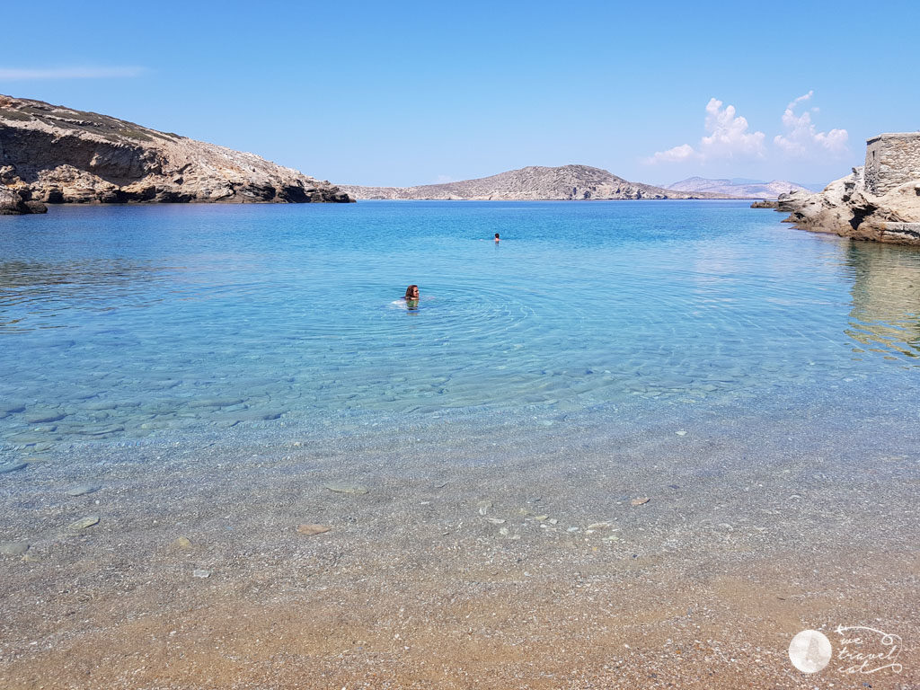 El blau turquesa de les platges d'Amorgos - wetravelcat