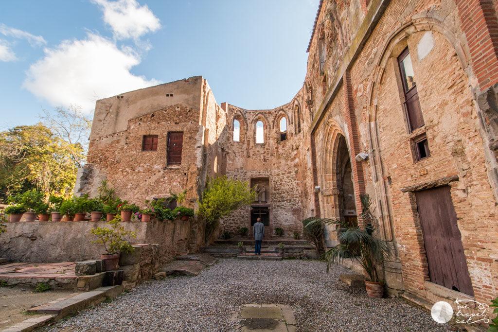 Badalona desconeguda: l'església del monestir de Sant Jeroni de la Murtra - wetravel.cat