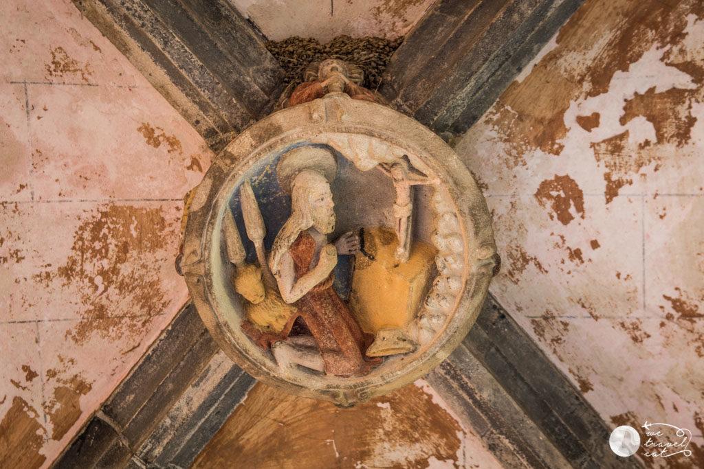Badalona desconeguda: detall de Sant Jeroni de la Murtra - wetravel.cat