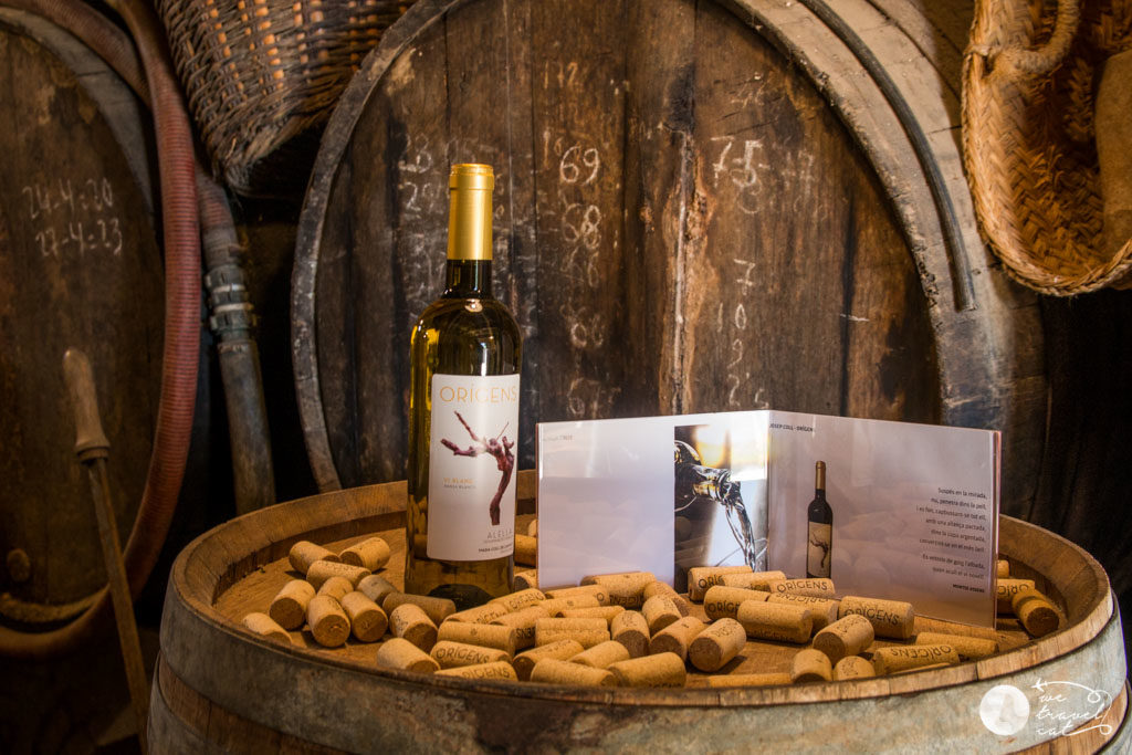 Badalona desconeguda: el barri de Canyet i el vi Orígens - wetravel.cat