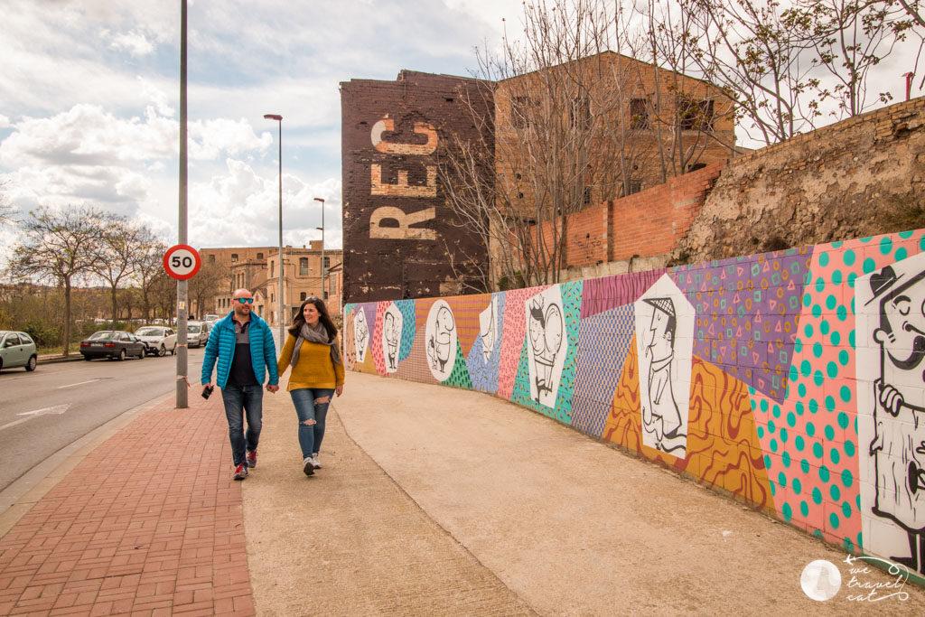 El barri del Rec, un dels imprescindibles d'Igualada