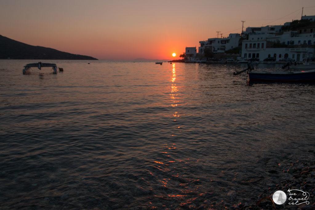 Katapola, el port d'Amorgos - wetravel.cat