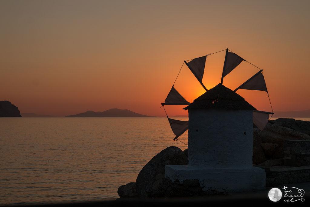 Aegiali, què veure a Amorgos
