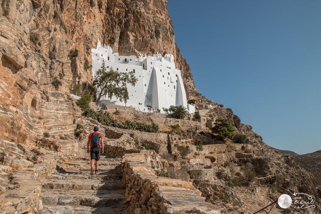 El monestir d'Amorgos - wetravelcat