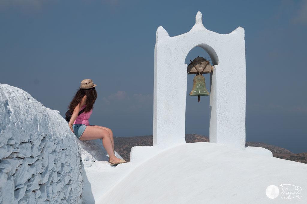 Chora, la capital d'Amorgos - wetravel.cat