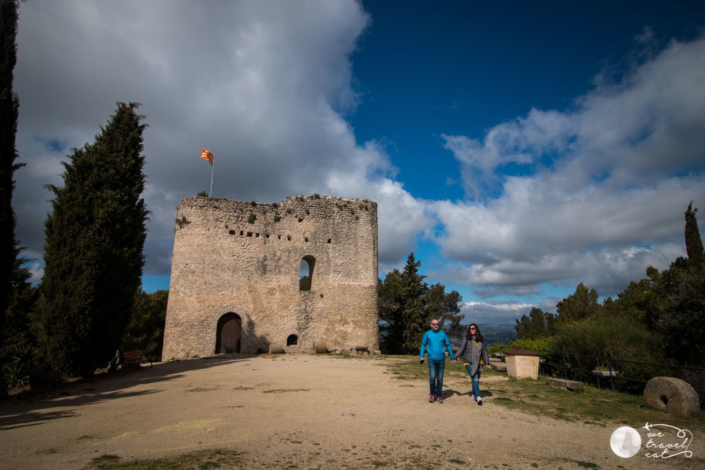 El castell de Montbui - wetravel.cat