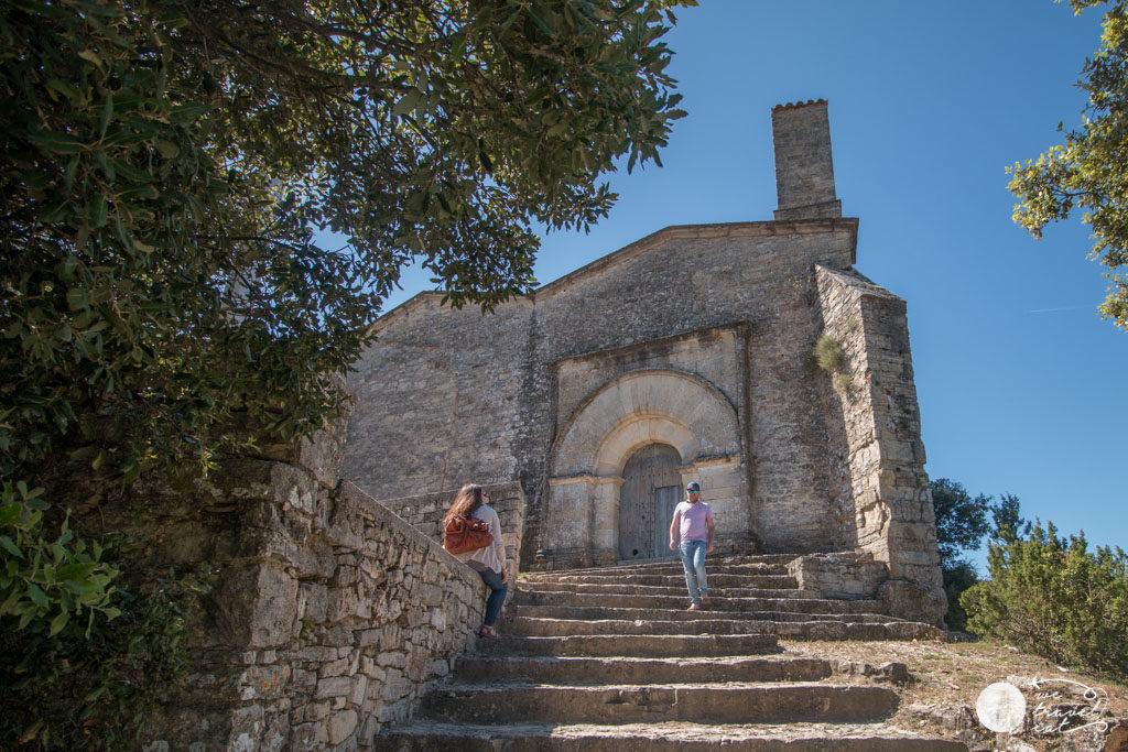 L'església del castell de Vilademàger - wetravel.cat