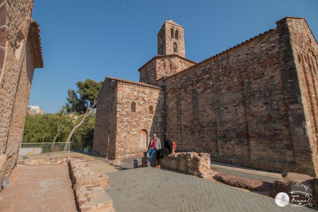 Santa Maria a la Seu d'Ègara a Terrassa - wetravel.cat