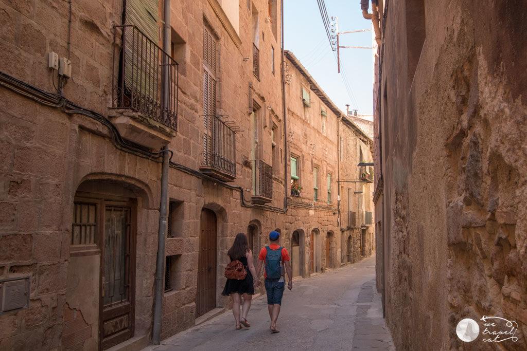 El centre històric de Cardona, una de les visites guiades a Cardona - wetravel.cat