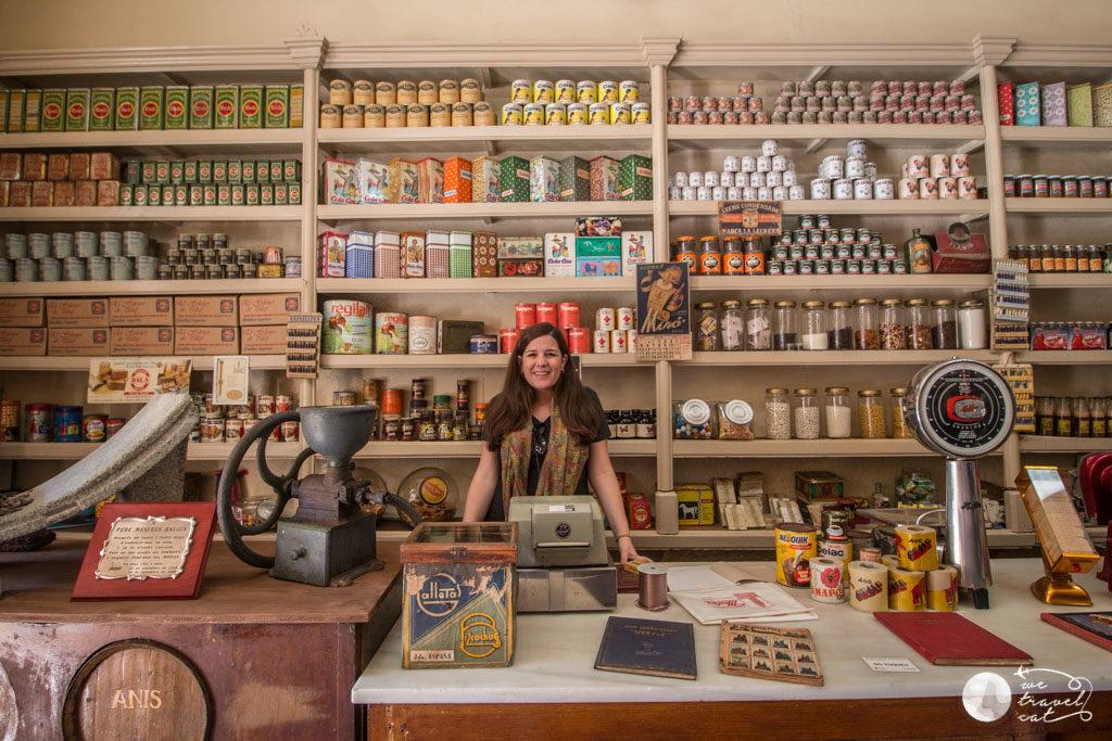 Pastisseria Cal Mestres de les botigues antigues de Calaf - wetravel.cat